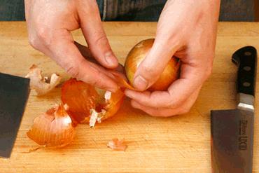 Лушпиння цибулі