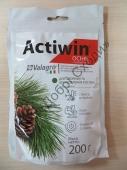 Гранульоване  комплексне мінеральне осіннє добриво Активін (Actiwin) тривалої дії з біостимулятором росту для хвої та вічнозелених рослин.