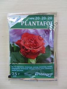 Плантафол (Plantafol) NPK 20.20.20, універсальне