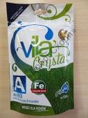 Мінеральне кристалічне добриво  VILA CRYSTAL «Анти Мох» для газонів