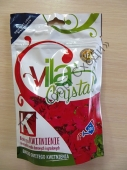 Мінеральне кристалічне добриво VILA CRYSTAL «К» для прискорення цвітіння кімнатних та садових рослин