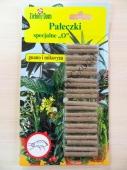 Добрива-палички «О» Зелений дім (Zielony Dom) тривалої дії від шкідників для кімнатних та балконних декоративних рослин