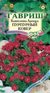 Камнеломка Арендса Пурпурний ковер 0,01 г