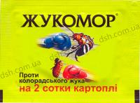 Інсектициддлязахисту картоплі від колорадського жука.