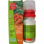 Нова високоефективна препаративна форма добре відомого гербіциду проти однорічних широколистих та злакових бур'янів для картоплі, томатів, моркви та сої.