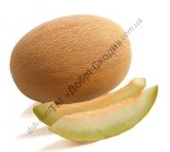 Гібрид ананасової дині, солодка та ароматна.