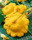 Вкусные, ароматные плоды желтого цвета.
